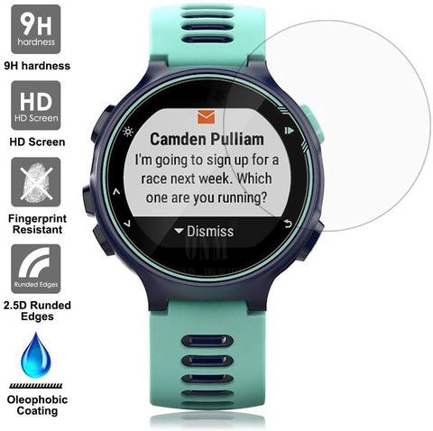 For Garmin Forerunner Tempered Glass Screen Protector Smart watch accessories