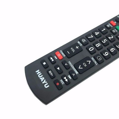 For Panasonic N2QAYB000572 N2QAYB000752 Models Viera TV Remote Control