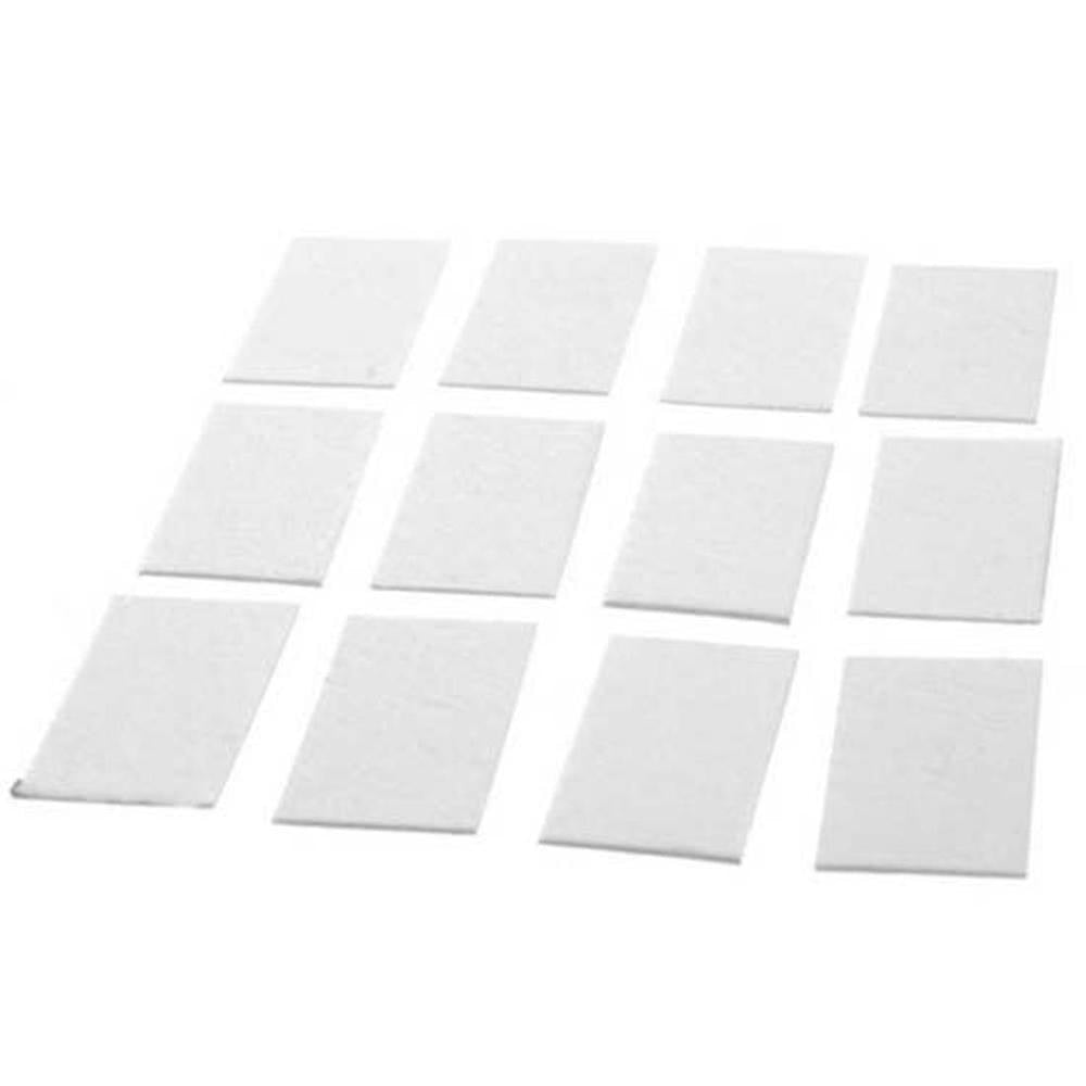 HONGDAK 12Pcs Anti-Fog Inserts For GoXiao Mi yi Anti Fog Recycle Drying Inserts for GoHero 4 3 2
