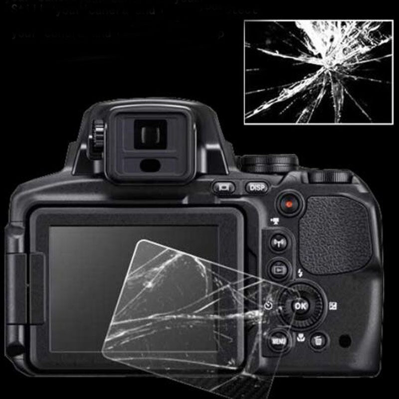 Tempered Glass Protector Guard Cover for Canon EOS 60D 600D 550D M M2 Kiss X5 X4 Rebel T3i T2i