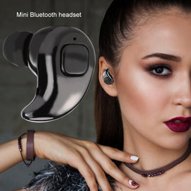 Hangrui S530X Mini Wireless Bluetooth Earphone Sport Headphones With Microphone HiFi Handsfree