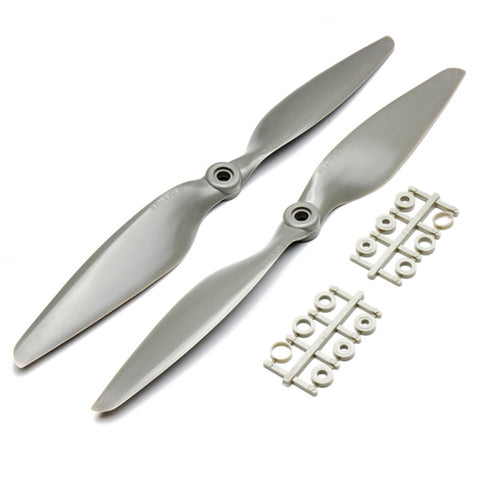 High Quality 1Pair GEMFAN 1045 Nylon Propeller Blade CW CCW For RC FPV Quadcopter RC Racing Drone