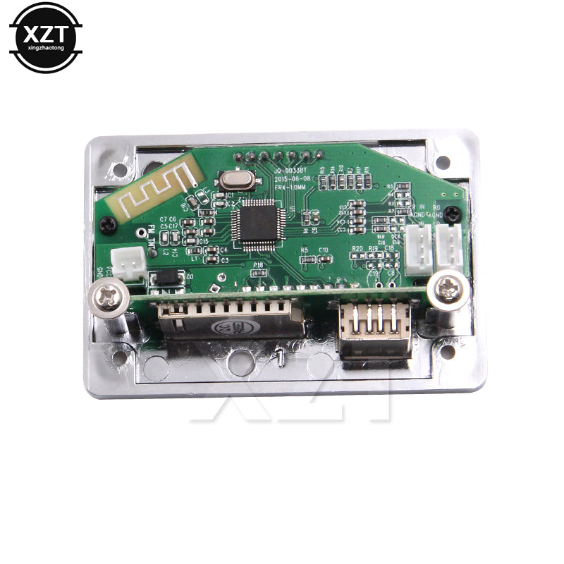 High Quality FM Aux Radio USB MP3 Player Integrated Car USB Bluetooth Hands-free MP3 Decoder Board