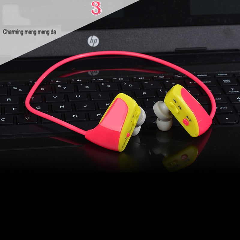 High quality 8GB Sport MP3 player W262 Stereo headphone mp3 music player for sony walkman running