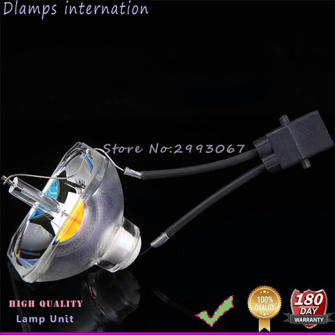 High quality V13H010L67 Replacement Projector Bare Lamp for Epson EX7210 1261W VS210 VS310 EB-W12