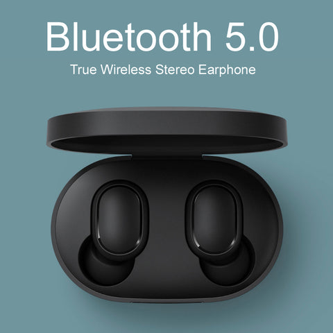 Xiaomi Redmi Airdots Xiaomi Wireless earphone Voice control Bluetooth 5.0 Noise reduction