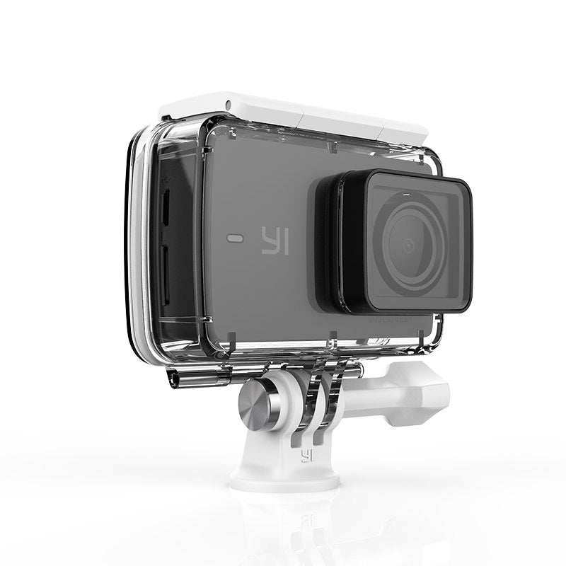 International YI Discovery Action Camera Interpolated 4K 20fps 8MP 16MP Waterproof WIFI 1080P