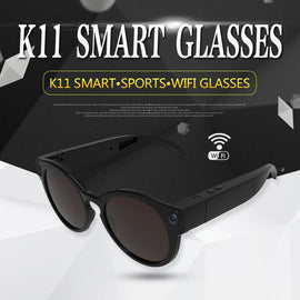 K11 Camera Sunglasses 1080p Wifi Mini Micro Cameras Polarized-lenses HD Sports Video Recorder Camcorder