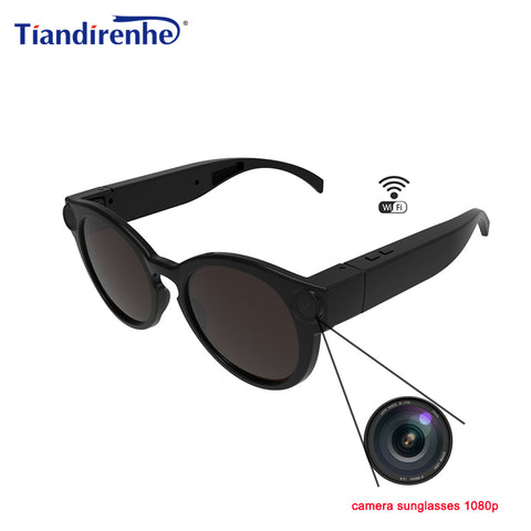 K11 Camera Sunglasses 1080p Wifi Mini Micro Cameras Polarized-lenses HD Sports Video Recorder