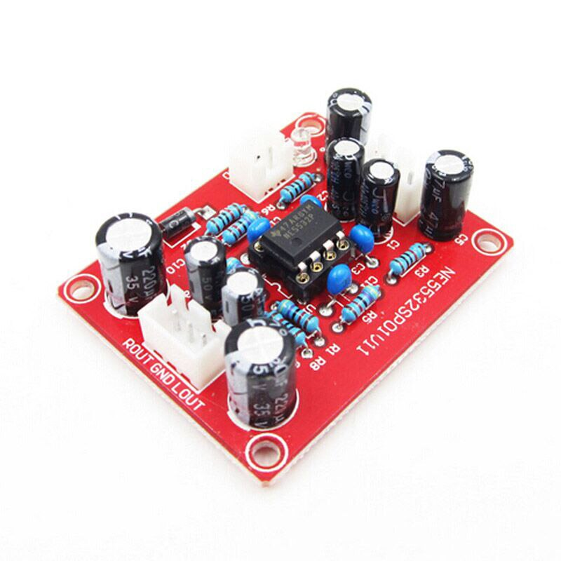 MP3 module NE5532 OP-AMP HIFI Preamplifier Signal Amplification Board for Bluetooth Pre-amplifier