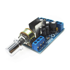 MP3 module TEA2025B 2.0 Stereo TWO Double Dual Channel audio module Mini Amplifier Board Module