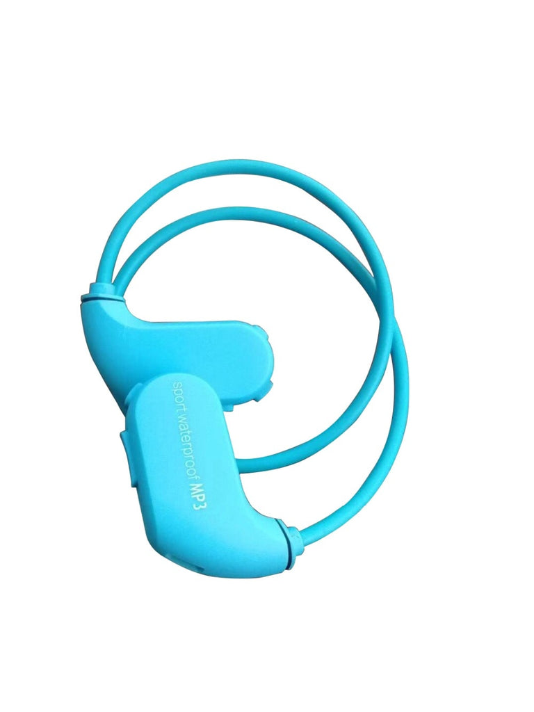 Memory 4GB/8GB Wireless head-mounted swimming mp3 diving waterproof sports MP3 player New