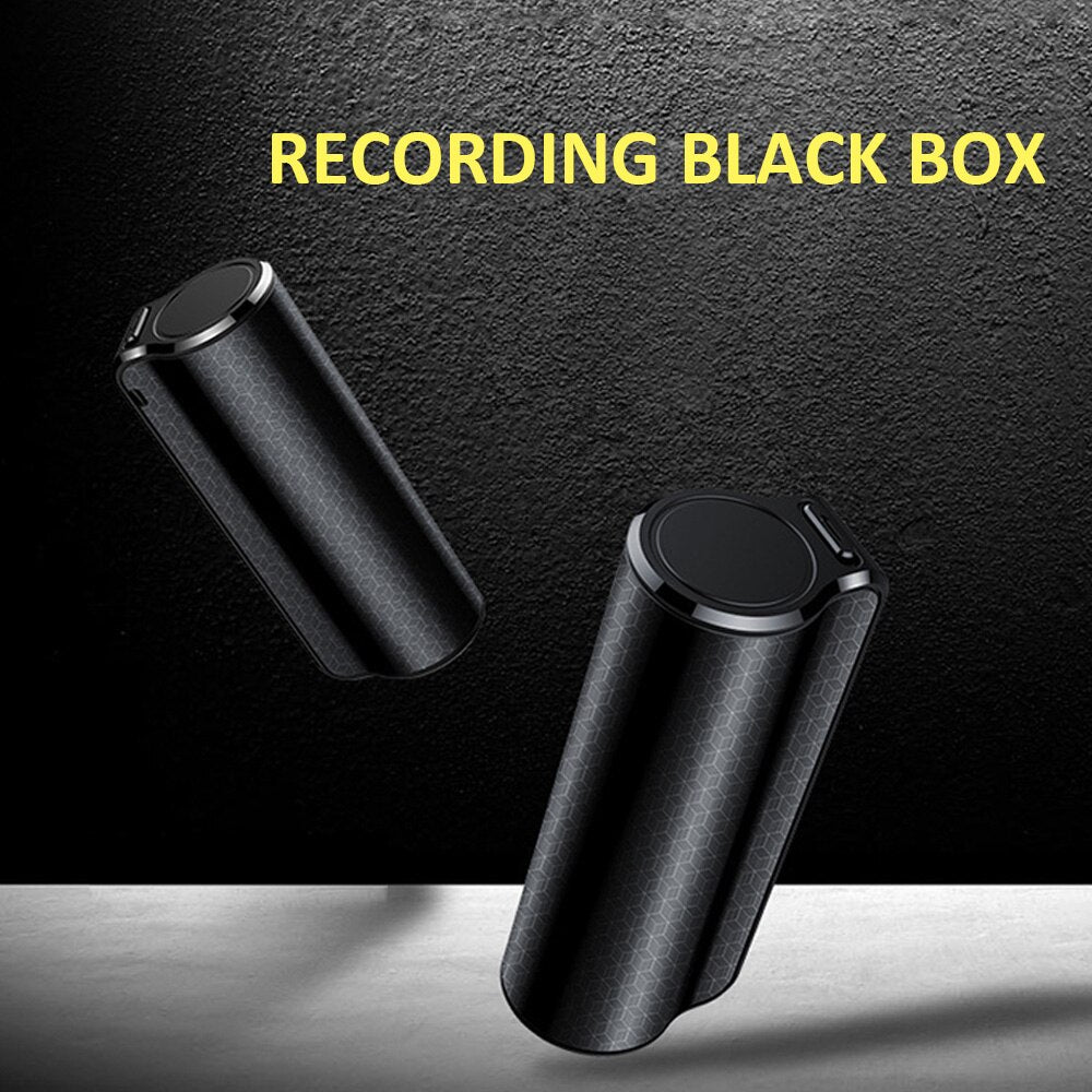 Mini Audio Recorder 600 Hours Recording Magnetic Professional Digital HD Recording Noise Reduction
