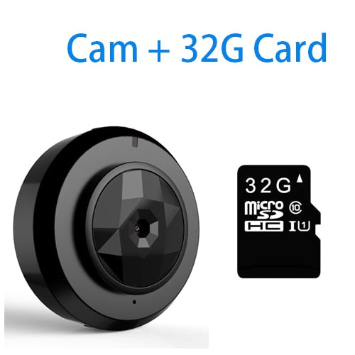 Mini Camera Wifi 1080p IP Outdoor Night Vision Android wi fi Wireless Small Car Camcorder Motion