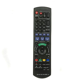 Remote Control Fit for Panasonic N2QAYB000613 Blu-ray Disc HDD DVD Recorder
