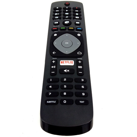 Remote Control FOR PHILIPS HOF16H303GPD24 TV NETFLIX