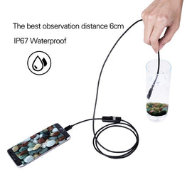 1080P Full HD Mini Android Camera Endoscope IP67 1920*1080 2m 5m Micro USB Inspection Video Camera