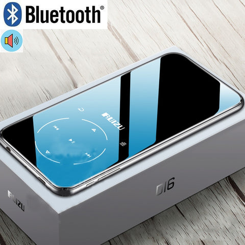 RUIZU D16 Portable Sport Bluetooth MP3 Player 8GB Mini with 2.4 inch Screen