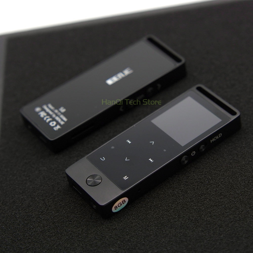 Newest Bluetooth 4.0 Mp3 Player Touch Screen BENJIE S8 Sport Music Player Entry-level Lossless MP3