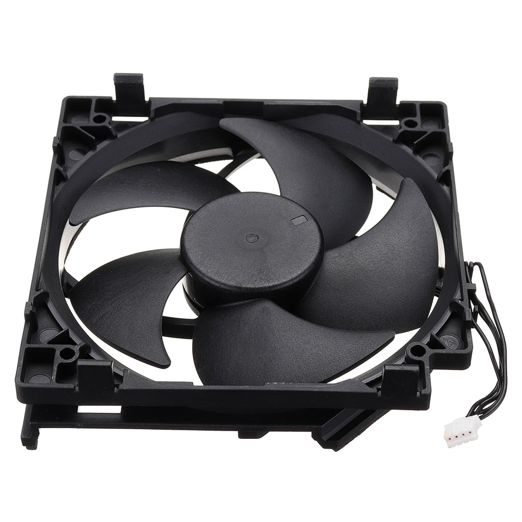 Newest Computer CPU Cooler Fans Replacement Internal Cooler Fan 5 Blades 4 Pin Connector Cooling