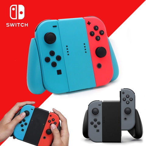 Nintend Switch Accessories Joy-Con Comfort Grip Nintendos Switch Handle Bracket Holder for
