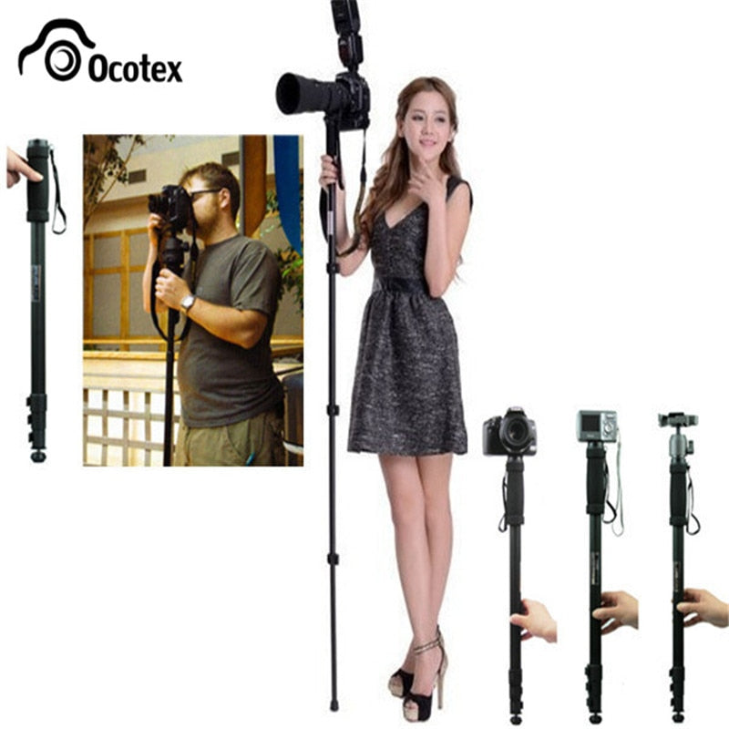 "Ocotex 171CM 67"" Professional Tripod Camera Monopod 1003 for Nikon D3200 D3100 D80 D800 D7000"