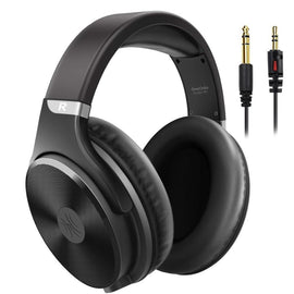 Oneodio Monitoring Studio HIFI Headset Over Ear Wired Headphone Professional Studio DJ Headphones For Mixing Recording