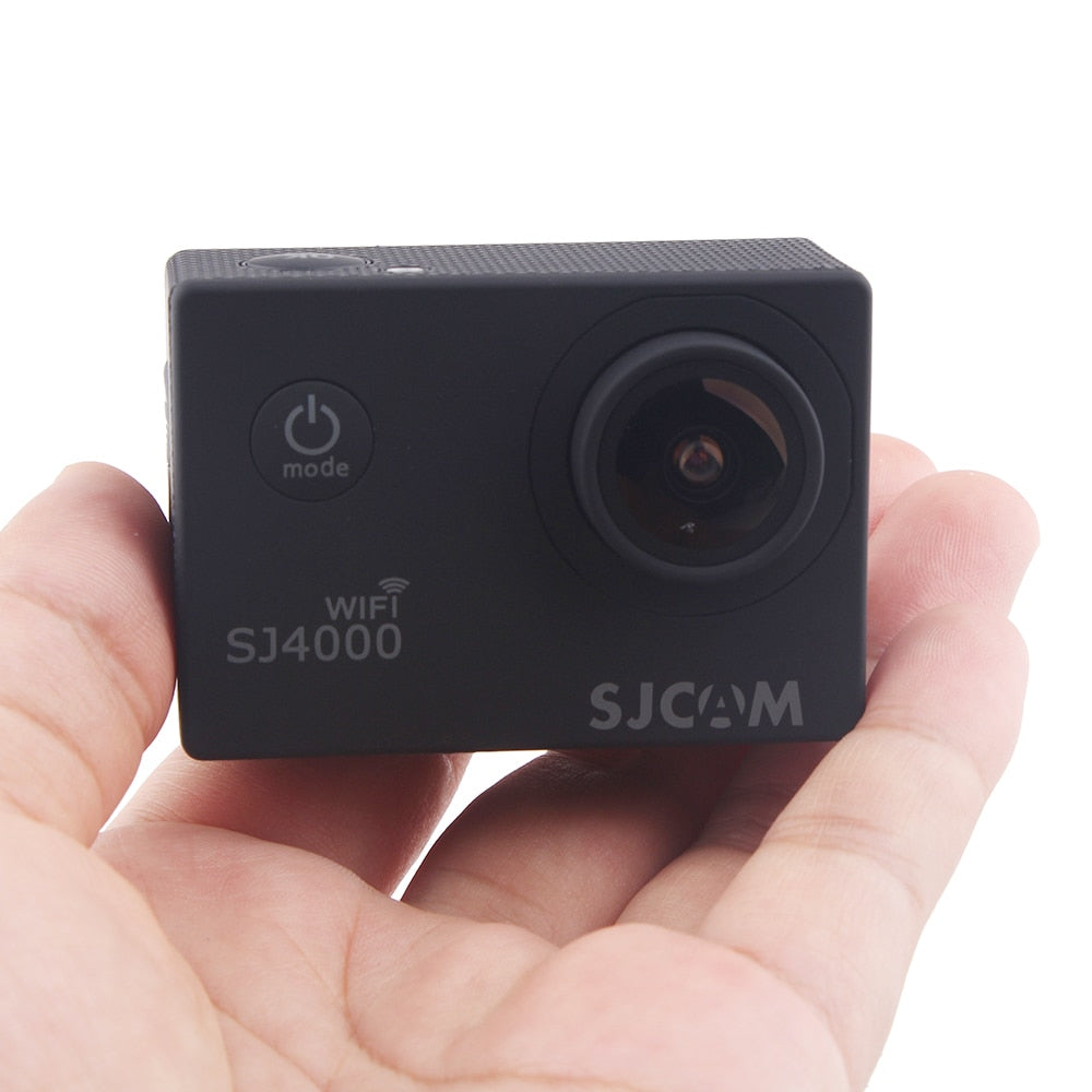 Original SJCAM SJ4000 & SJ4000 WiFi 1080P HD Sports Action Video Camera Waterproof Diving Action