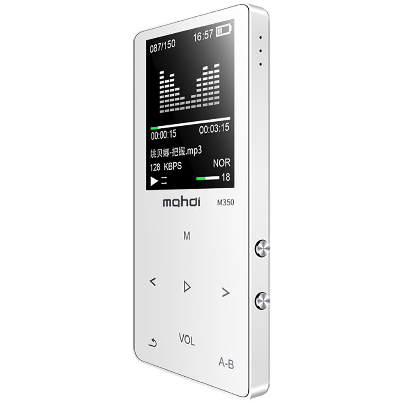 Original Touch Screen HIFI MP3 Player 8GB Metal High Sound Quality Entry-level Lossless Music