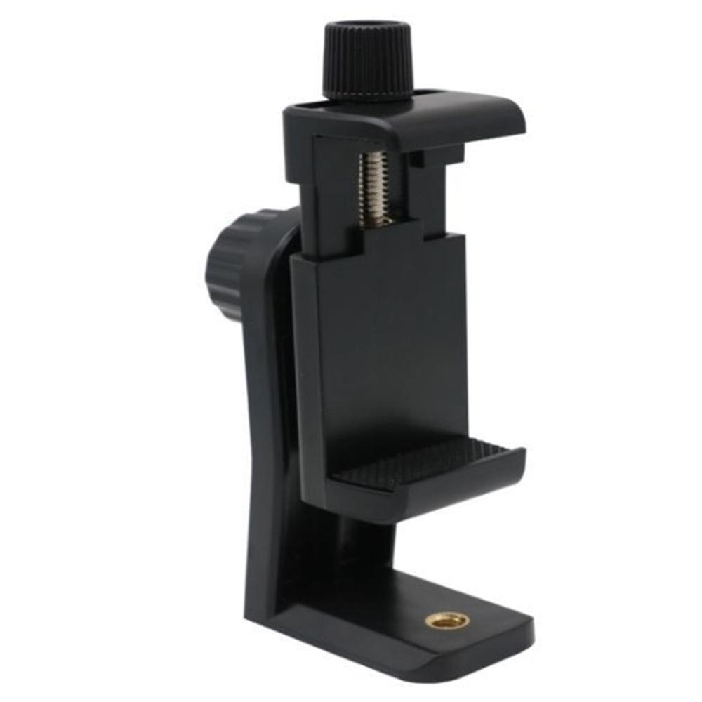 Phone Tripod Mount Adapter Clip Support Holder Stand Vertical & Horizontal Video Shooting