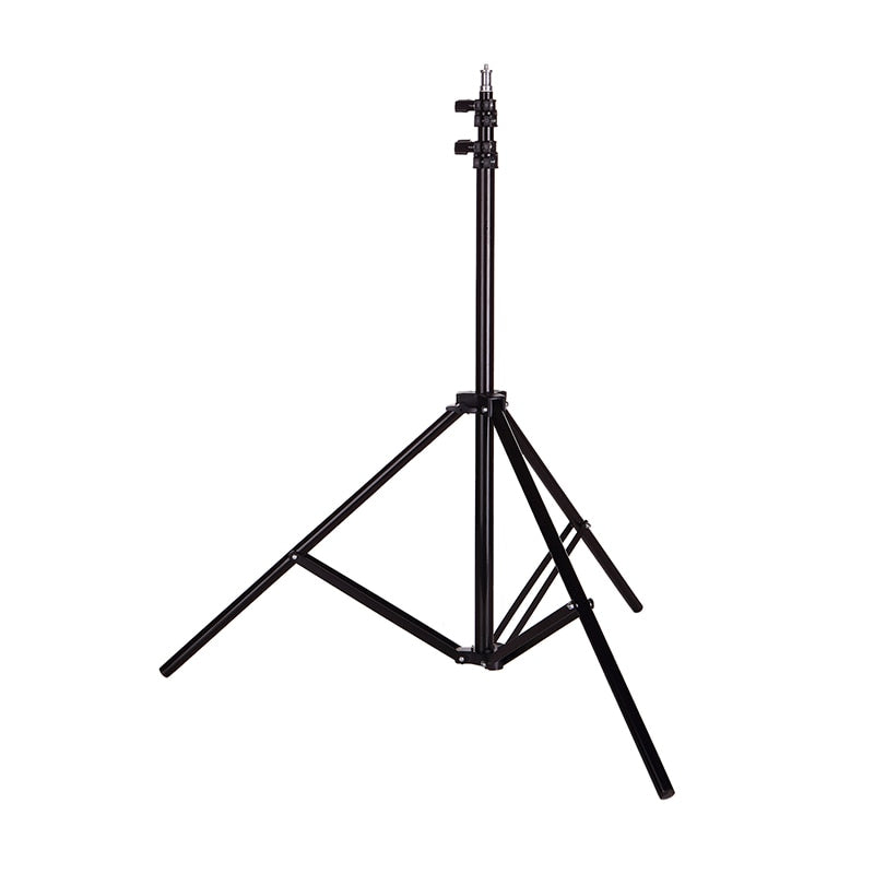 Photography Studio Adjustable 200CM(79in) Light Stand Photo Tripod With 1/4 Screw Head For Flash