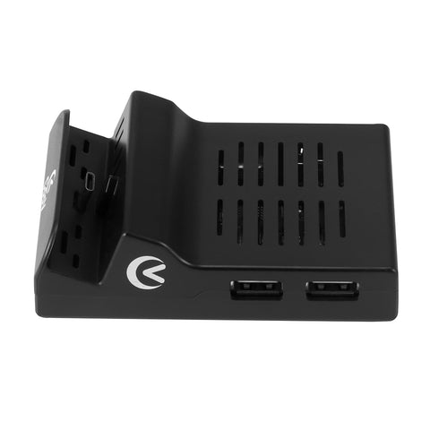 Portable Cooling Heat Dissipation Type C TV Dock Base Support 4K Video USB 3.0 HDMI Output Dock