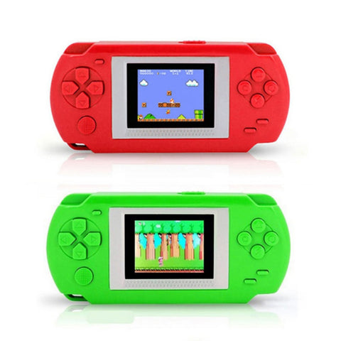 Powstro Child Game Handheld player 2 Inch Screen 502 Color Screen Display Consoles Game Player To TV