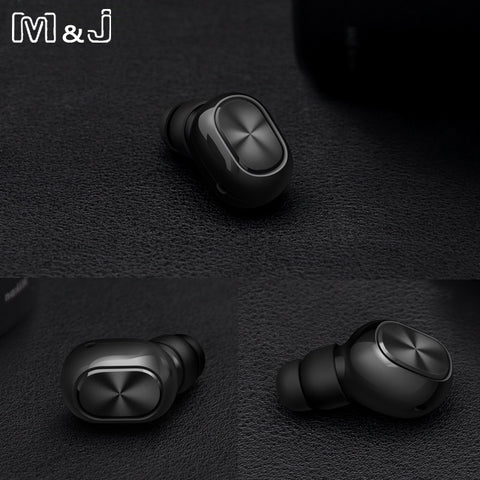 Q1 Q26 K8 mono small stereo earbuds hidden invisible earpiece micro mini wireless headset