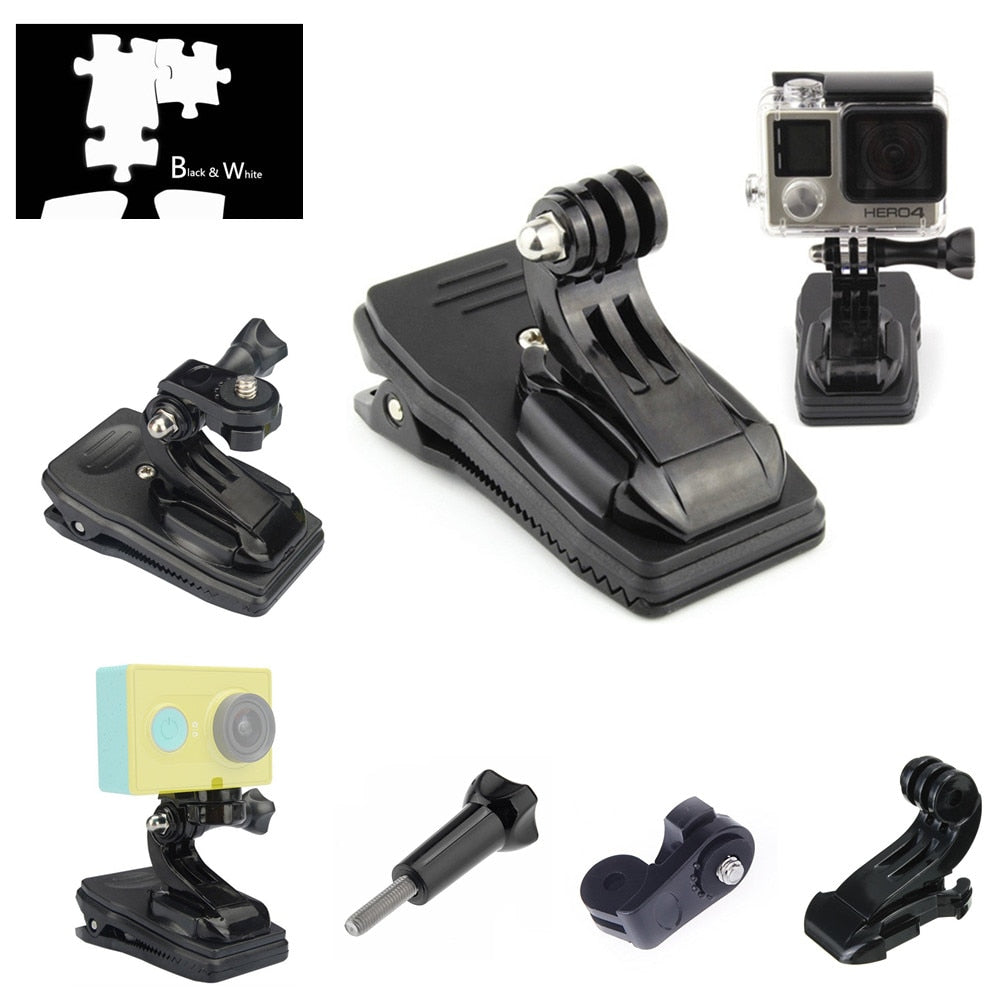 Quick Clip Clamping System mount for Sony RX0 X3000 X1000 AS300 AS200 AS100 AS50 AS30 AS20 AS15 AS10