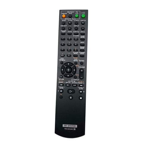 REPLACEMENT DVD Theater System remote control For SONY RM-ADU004 RM-ADU006 RM-ADU008 148057111 ADU009 DAV-DZ260 remote control