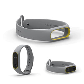 Replace Strap for Xiaomi Mi Band 2 MiBand 2 Silicone Wristbands for Xiaomi Band 2 Smart Bracelet