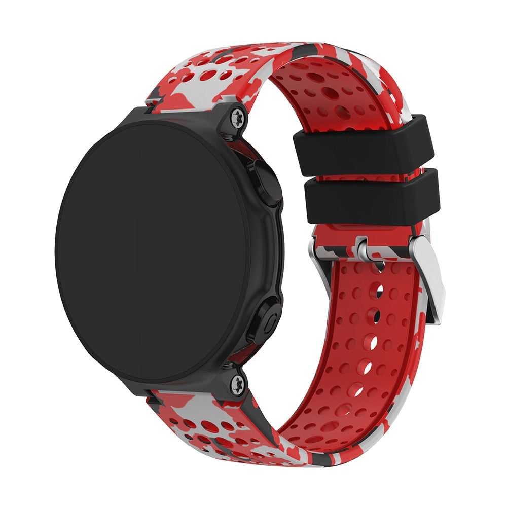 Replacement Wristband Accessory For Garmin Forerunner 220/230/235/620/630 Running Sport Watch band