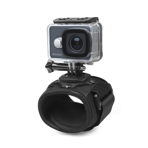 SHOOT 360 Degree Rotation Hand Wrist Strap For GoPro Hero 7 5 6 4 Session Xiaomi Yi 4K Lite SJ4000