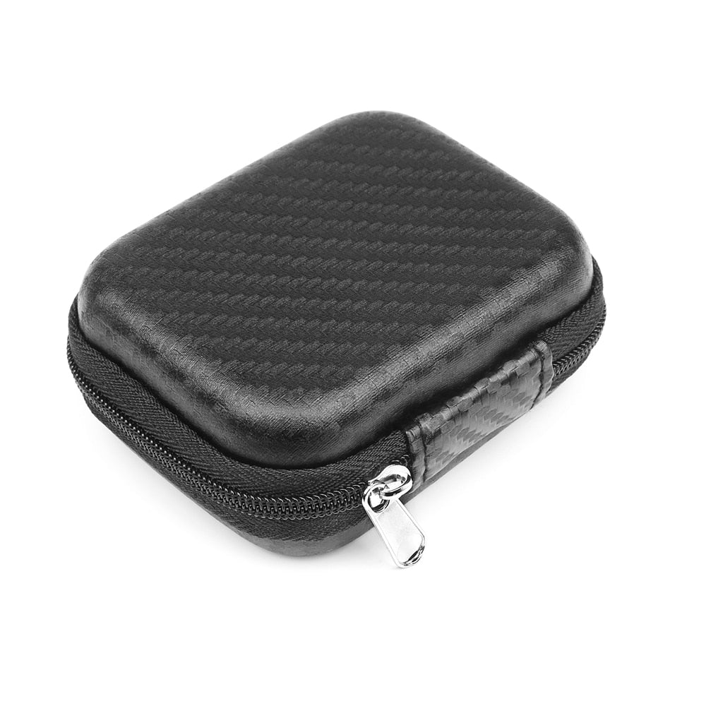 SHOOT Portable Small Size Waterproof Camera Bag Case for Xiaomi Yi 4K Mini Box Collection Case for