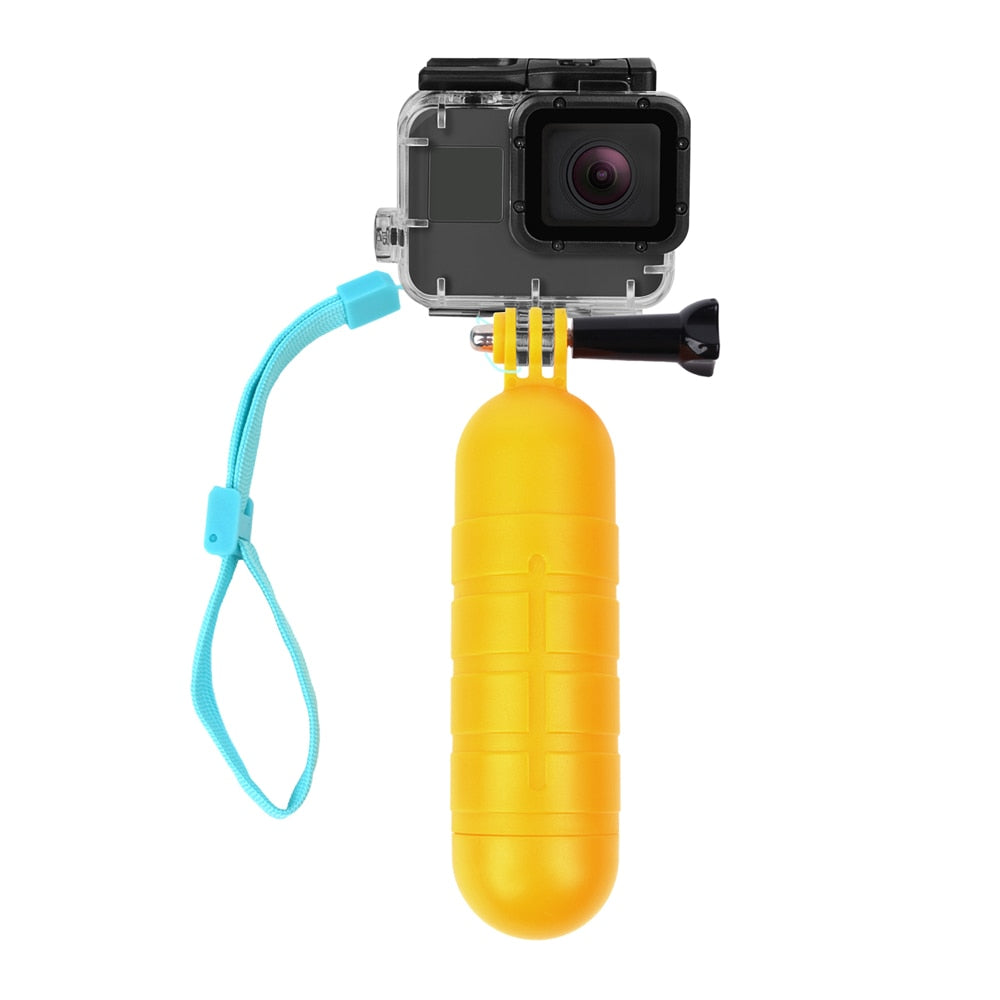 SHOOT Waterproof Float Bobber Grip for GoPro Hero 7 6 5 Session Xiaomi Yi 4K Sjcam Sj5000 Action