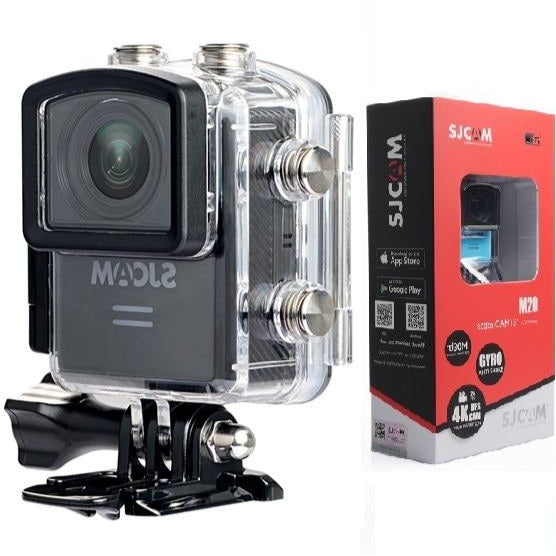 SJCAM M20 Action Camera Sport SJ Cam Underwater 4K Wifi Gyro Mini Camcorder 2160P HD 16MP With RAW