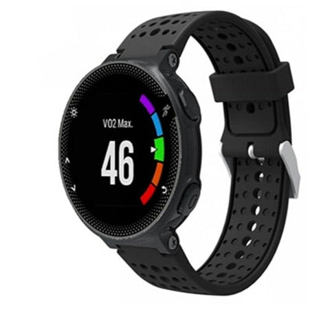 Silicone Replacement Belt Wrist Band Watch Strap for Garmin Forerunner 220 230 235 630 620 735