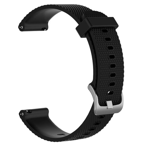 Soft Silicone Replacement Strap for Garmin Vivoactive3 Vivomove HR Smart WristBand for Garmin
