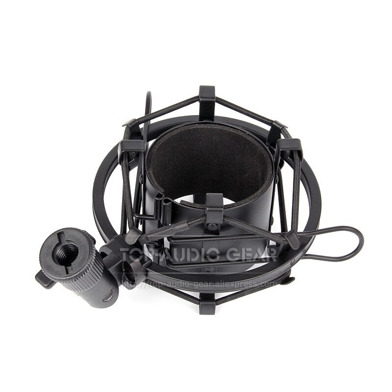 Spider Recording Microphone Shock Mount Clip Holder Shockproof Stand For AKG Perception P 120 220