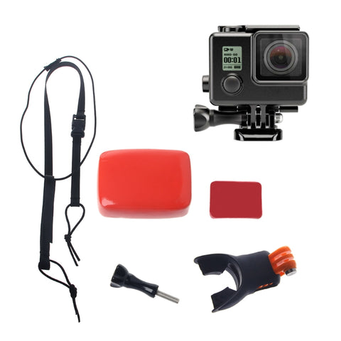 Dummy Bite Mouth Grill Mount For GoPro Hero 5 4 3 2 SJCAM Kit