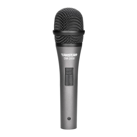 TAKSTAR Professional wired dynamic Microphones with 6M Cable  for On-stage Performance Karaoke