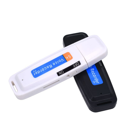 Mini Dictaphone USB Voice Recorder Pen U-Disk Professional Flash Drive Digital Audio Recorder