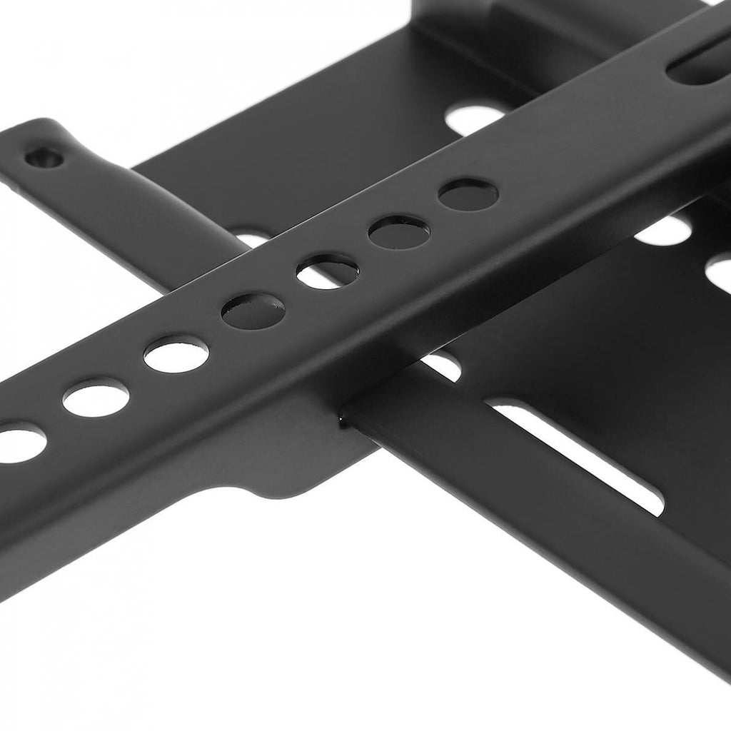 TV Wall Mount Mounts Bracket Fixed Flat Panel TV Television Frame for 12-37 Inch LCD LED Monitor