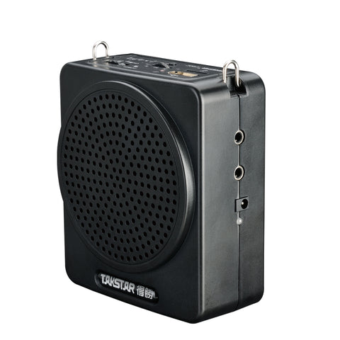 Takstar E180C Mini Portable Amplifier 8W Support loop function USB disk&TF card use for